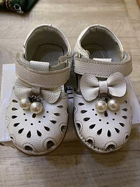 Разгрузка детской обуви Петропавловск