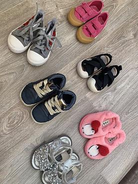 Детская обувь Алматы