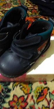 Продам детские ботинки весна Экибастуз