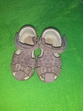 Продам сандалики Караганда