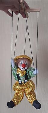 Марионетка клоун Семей