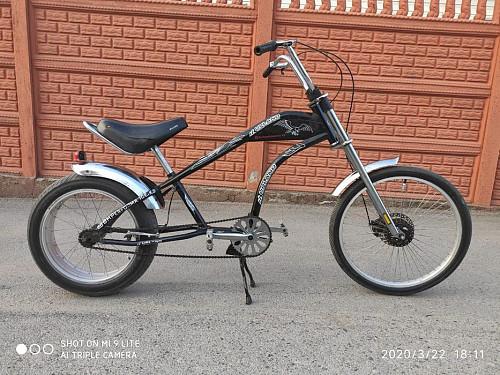 Велосипед Алматы