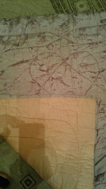 Одеяло тёплое 110×113 см Семей