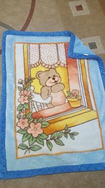 Детский плед Талдыкорган