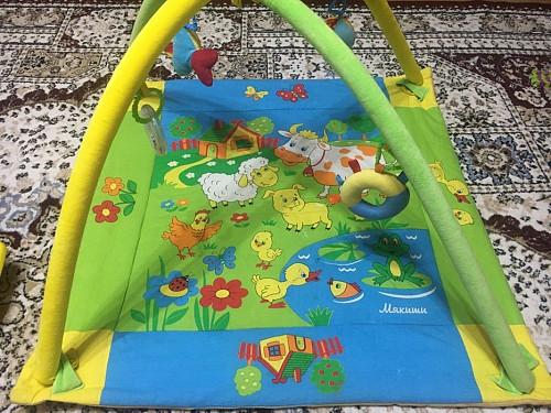 Продам развивающий коврик, в отличном состоянии, почти как новая Алматы