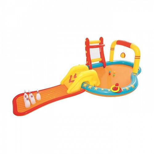 Детский надувной игровой бассейн Lil' Champ 435 x 213 x 117 см Алматы