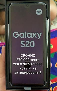 Samsung S20 Атырау