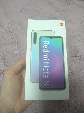 Новый Xiaomi Redmi not 8 4/128 Атырау