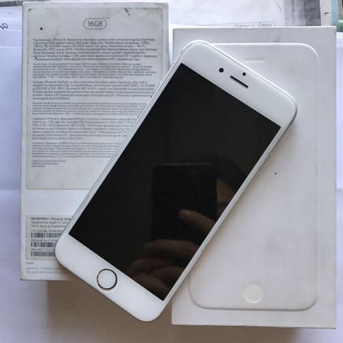 Продам в отличном состоянии Iphone 6, 16гб Семей