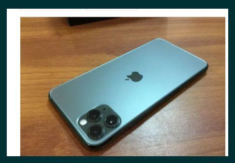 Рассрочка iPhone 11 Pro Max, 512Gb. Green , айфон 11 , 512.зелёный_40 Алматы